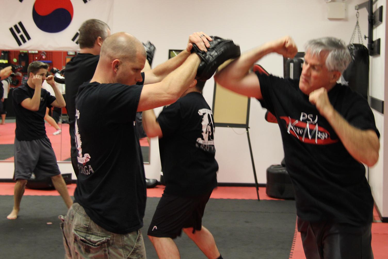 Warrior Krav Maga – Port St John Warrior Krav Maga And Kickboxing